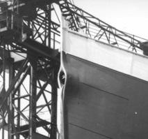 titanic - RMS Titanic 1:100 - Pagina 32 RMS-Titanic-ready-for-launch-1911