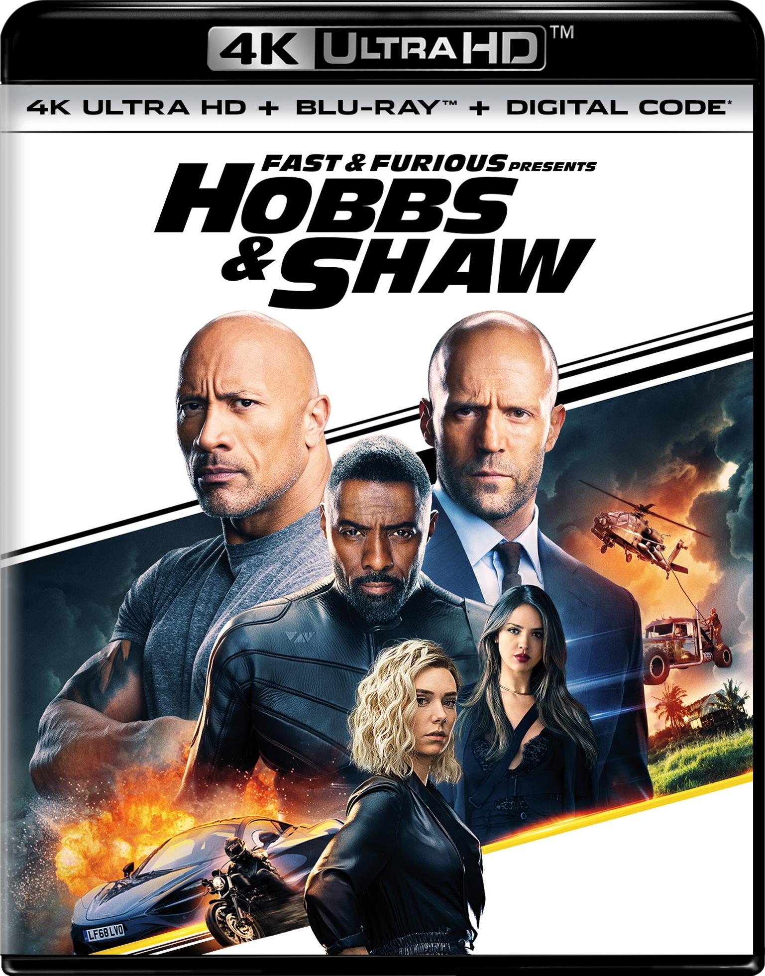 Fast & Furious Presents Hobbs & Shaw (2019) Hindi Dual Audio Blu-Ray 720p ESub 1.2GB | 600MB Download