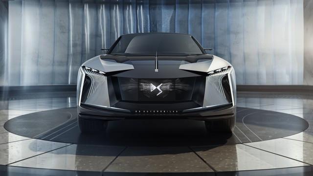 DS Aero Sport Lounge Gagne Le Grand Prix Du Plus Beau Concept Car 2021 2020-DS20-V0007-0