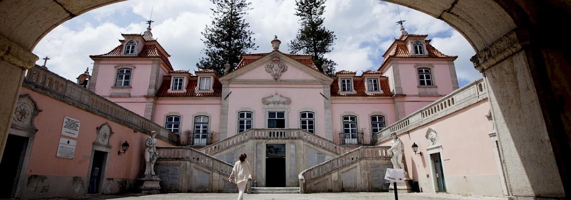 Palácio do Marquês de Pombal, em Oeiras