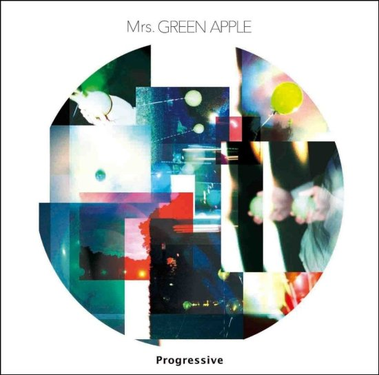 [Album] Mrs. GREEN APPLE – Progressive