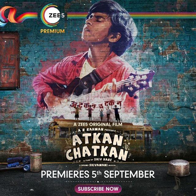 Atkan Chatkan 2020 Hindi 720p HDRip ESub 850MB | 400MB Download