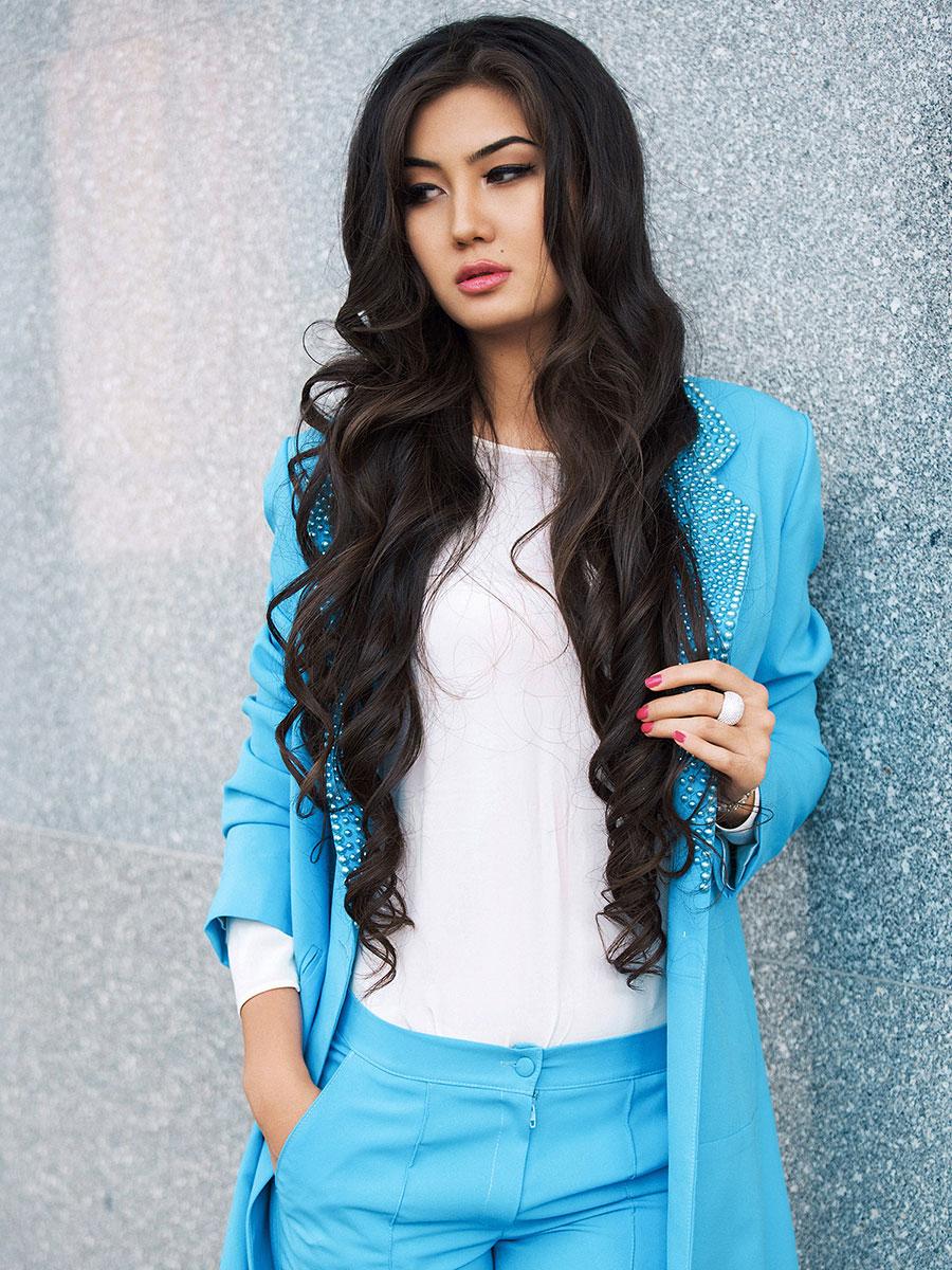 candidatas a 47th miss intercontinental. final: 26 january. sede: philippines. - Página 3 Miss-Intercontinental-Kazakhstan-2018-Aziza-Tokashova-03
