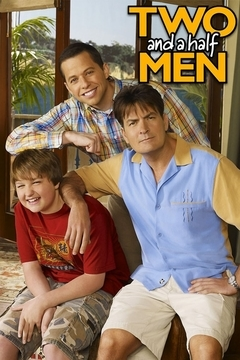 Watch The Big Bang Theory Online two and a half men