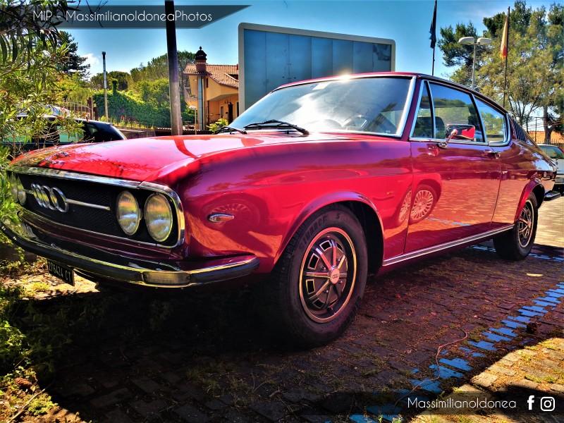 avvistamenti auto storiche - Pagina 24 Audi-100-Coup-1-9-71-CT276424-1