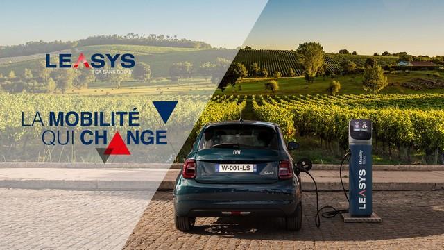 LA MOBILITÉ QUI CHANGE: FCA Bank et Leasys inaugurent en France leur premier Leasys Mobility Store La-mobilit-qui-change