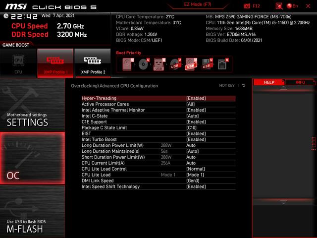 BIOS-Advanced-CPU