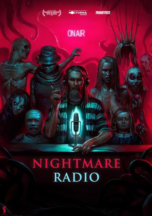 Nightmare Radio / A Night of Horror: Nightmare Radio (2019) PLSUB.HDRip.x264.DD5.1-EVO / Napisy PL
