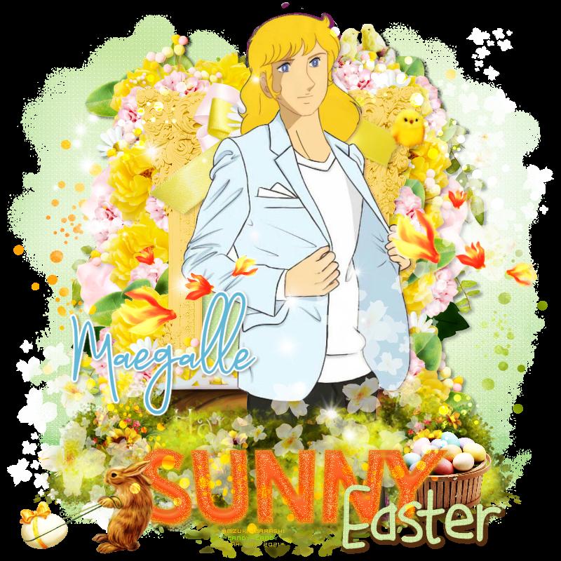 """OFRECIMIENTO CERRADO. PASAR A RECOGER FIRMAS.    GRACIASSS!      [♥ Celtic Faires Corazón Andrew ♥] ANIMALES FANTÁSTICOS -Aporte #3 -FIRMA """" Sunny Easter """"-Destellos para ALBERT Maegalle"""