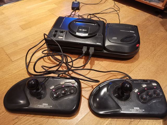 [VDS] Lot MEGA CD et SATURN Megacd3