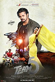 Team 5 Hindi Dubbed Movie 720p