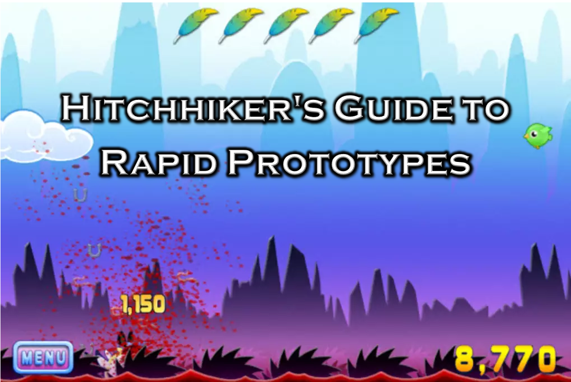 Hitchhiker's Guide to Rapid Prototypes Icon