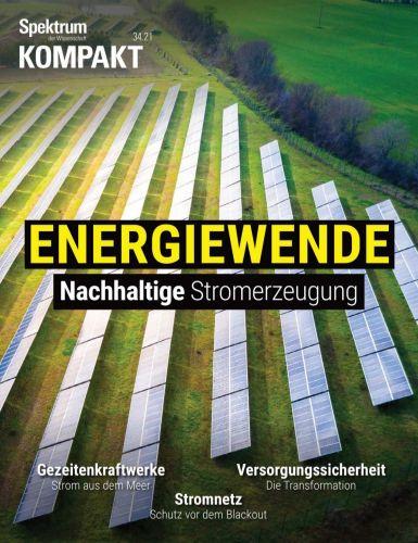 Cover: Spektrum der Wissenschaft Kompakt No 34 vom 30  August 2021