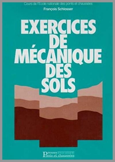 Exercices de mécanique des sols