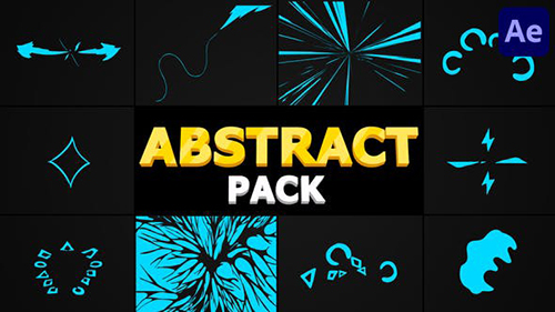 Abstract Pack | After Effects 31087455 - Project & Script (Videohive)