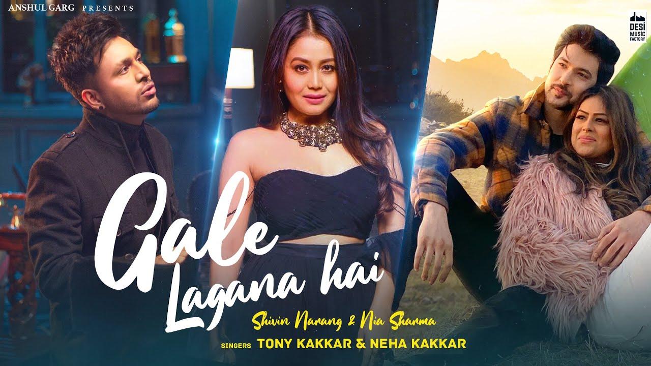 Gale Lagana Hai By Tony Kakkar & Neha Kakkar Official Music Video (2021) HD