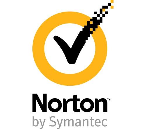 Logo del Norton antivirus.