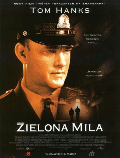 Zielona mila / The Green Mile (1999) PL.BRRip.XviD-GR4PE | Lektor PL