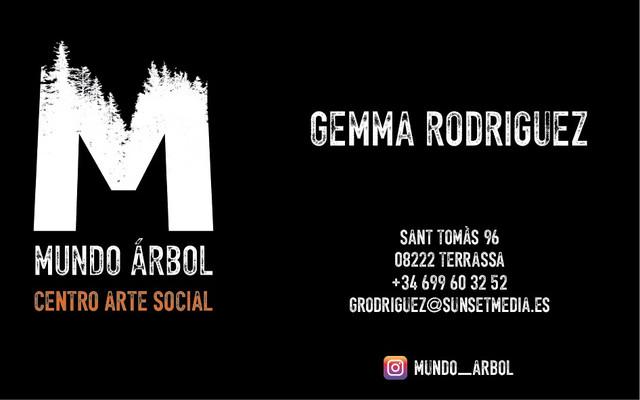 Gemma Rodríguez Mundo Árbol