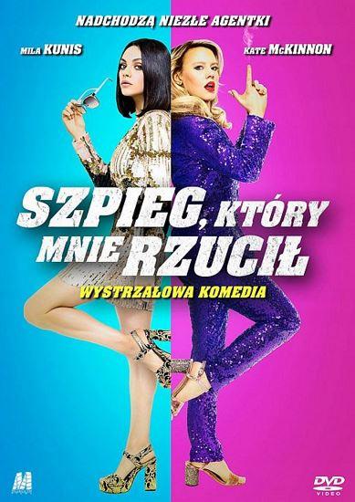 Szpieg, który mnie rzucił / The Spy Who Dumped Me (2018) PL.AC3.DVDRip.XviD-GR4PE | Lektor PL