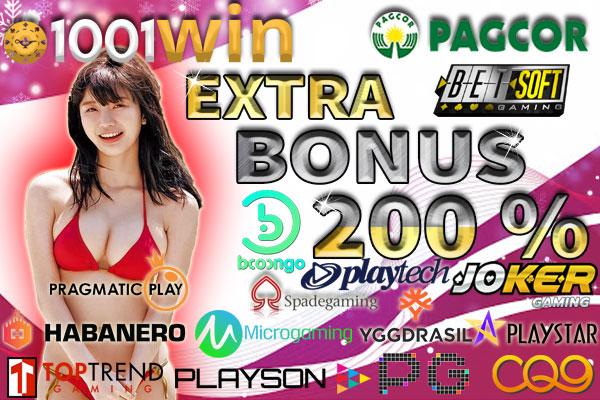 Situs Live Slot Game Terlengkap Indonesia 1001WIN