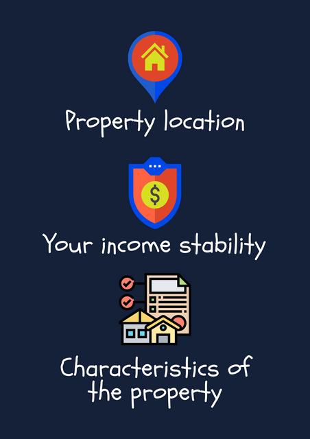 Lokasi properti Property