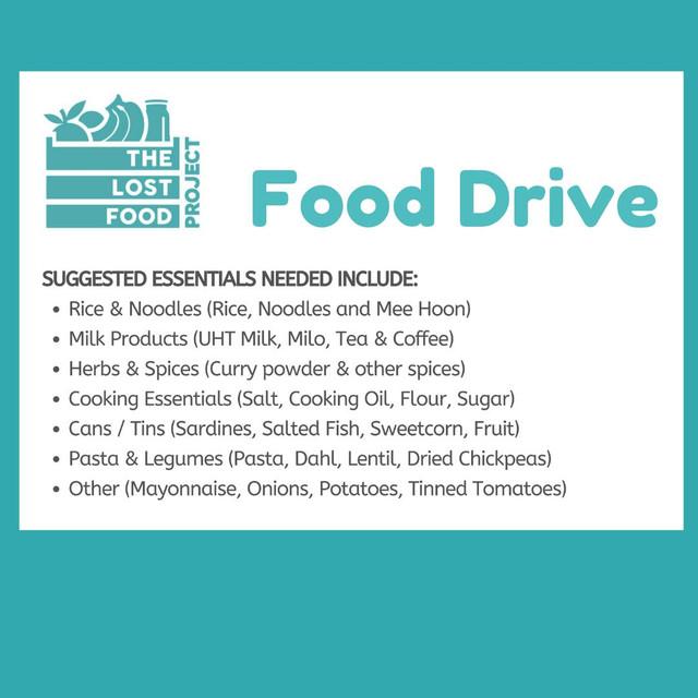 Food-Drive-List