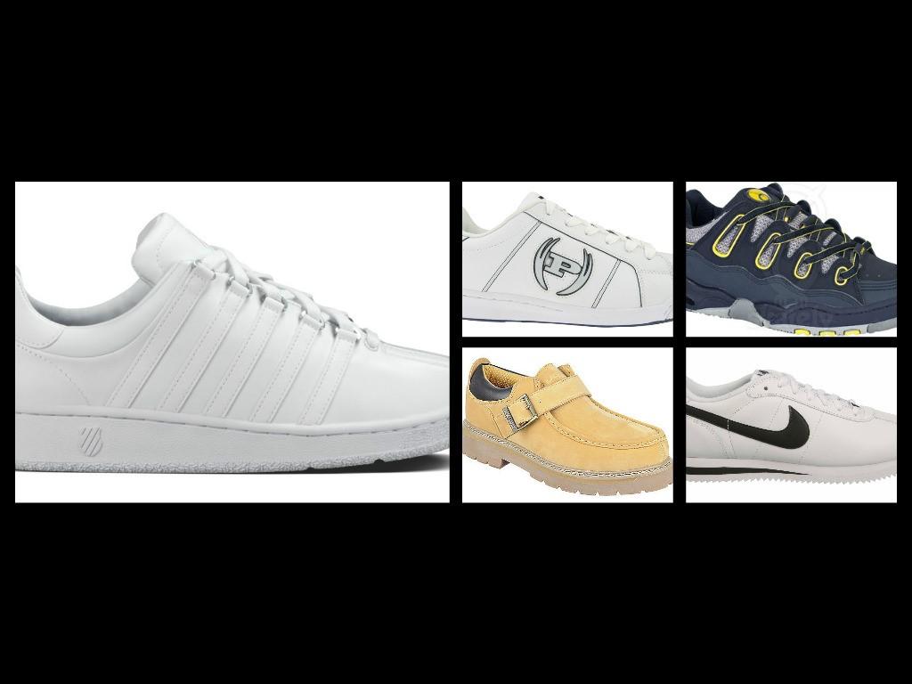 sneakers putih