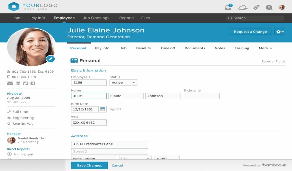 Informative Site Development Software