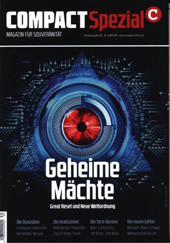Compact Magazin für Souveränität Spezial No 30 2021