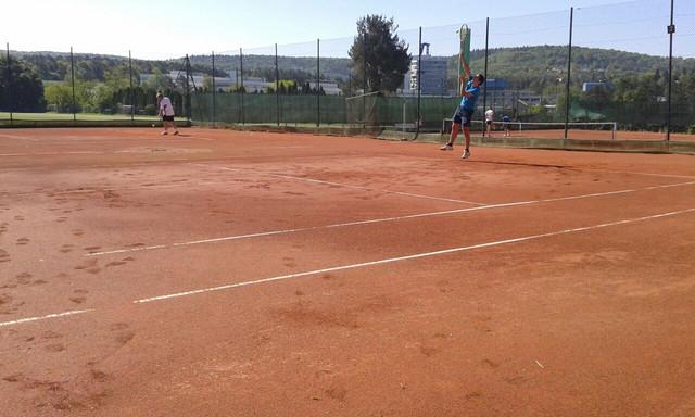 Tennisplatz 1 & 2