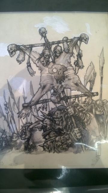 Galerie Daniel Maghen [originaux Warhammer Battle & 40K] 29