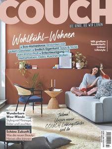 Cover: Couch Frauenmagazin No 10 Oktober 2021