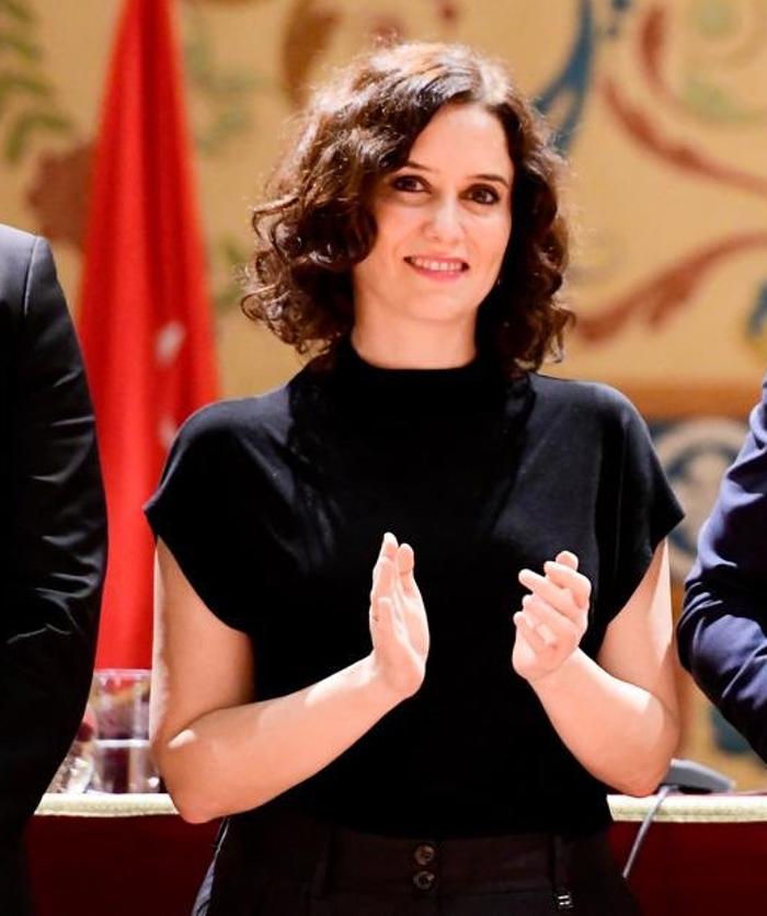Isabel Díaz Ayuso Xjsd93fe394abcd1a1a1