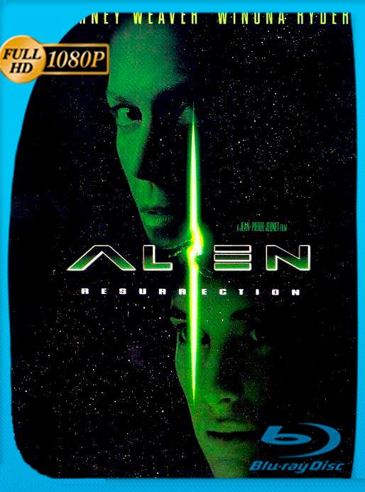 Alien «La Resurrección» 1997 (BD DUAL) 1080p GoogleDrive JAMC2208