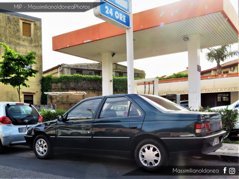 avvistamenti auto storiche - Pagina 20 Peugeot-405-TD-1-8-90cv-92-EN144981-173-793-13-2-2019-2