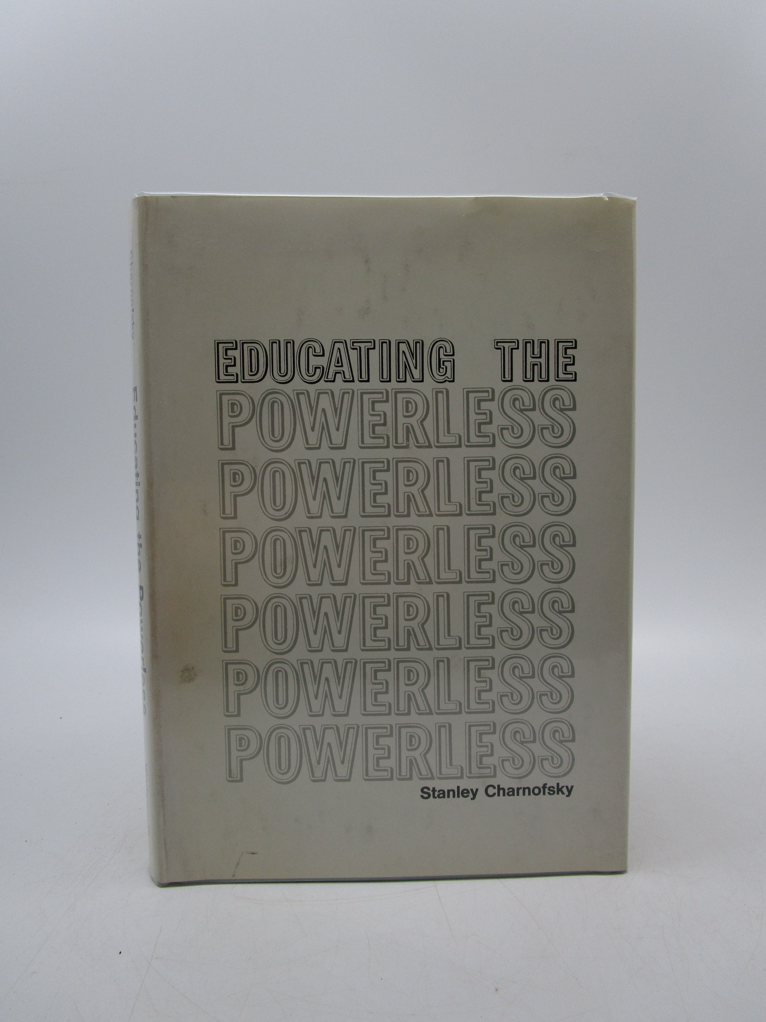 Image for Educating the Powerless