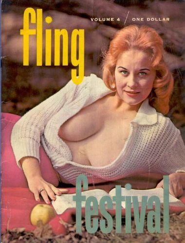 Cover: Fling Festival No 04 1963