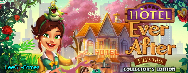 Hotel Ever After: Ella's Wish Collector's Edition [v1.3 Final]
