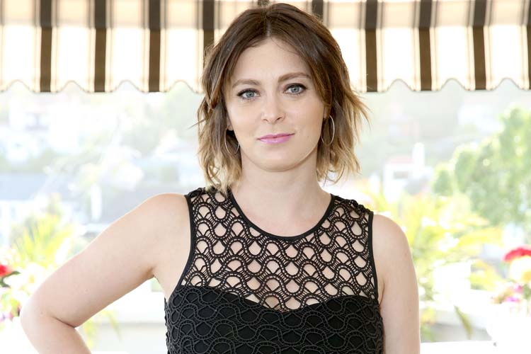 LOS-ANGELES-CA-APRIL-29-Host-Rachel-Bloom-attends-the-First-Annual-Girls-To-The-Front-event-benefiti