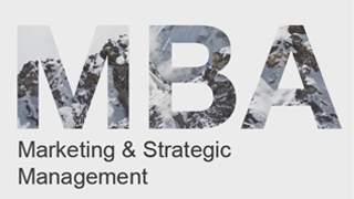 MBA-Marketing and Strategic Management