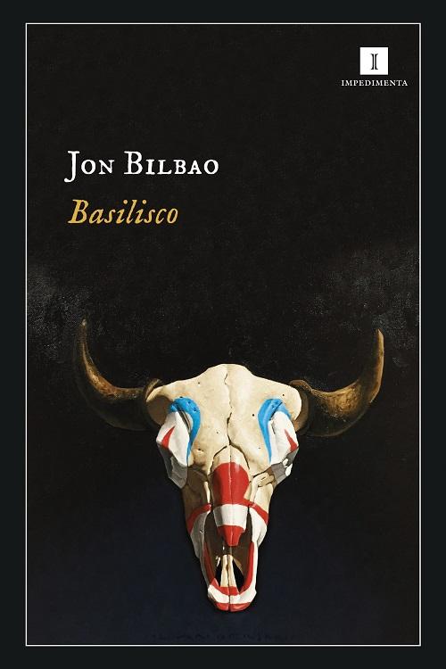 Basilisco, Jon Bilbao Portada