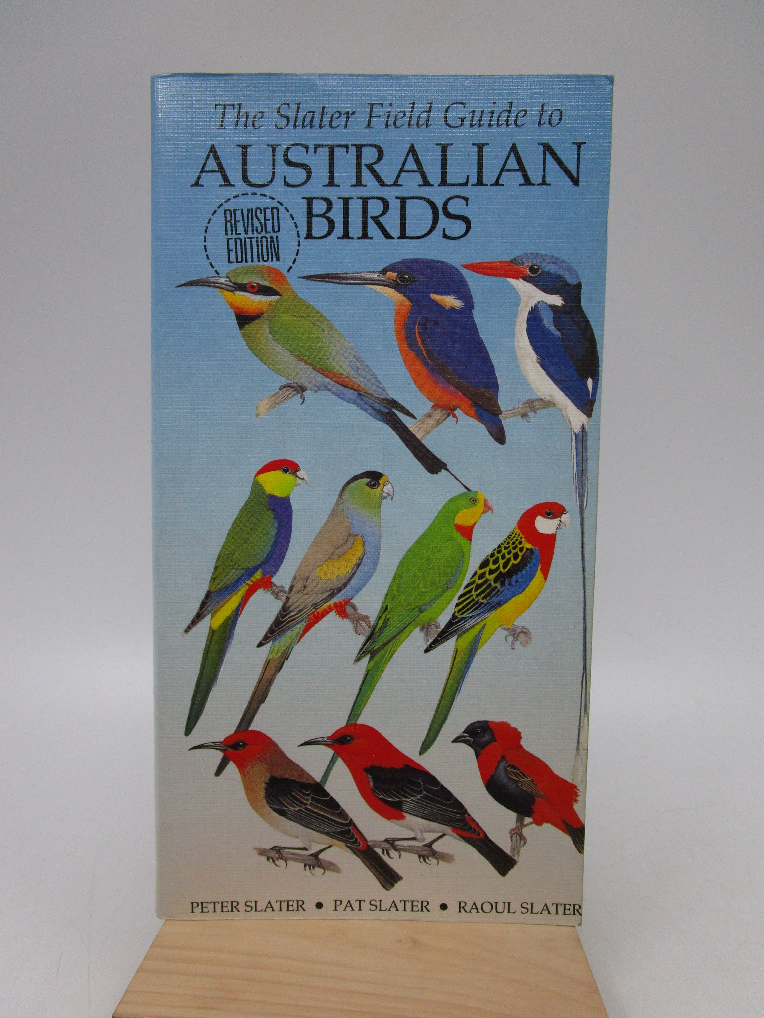 Image for The Slater Field Guide to Australian Birds