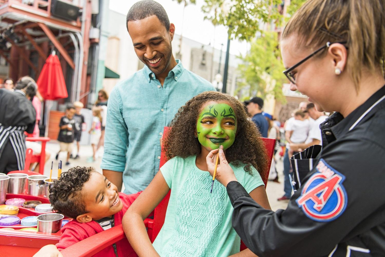 Marvel Season of Super Heroes at Disneyland Paris