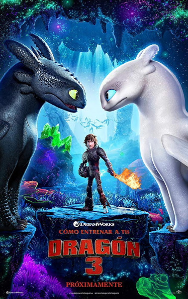 Download How to Train Your Dragon 3 (2019) Dual Audio [Hindi-DD5 1 + Engli Torrent