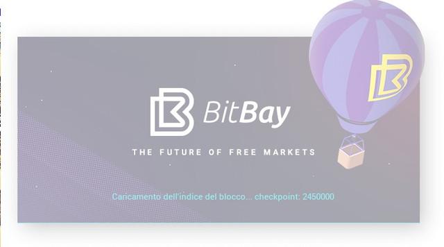 stuck-bitbay
