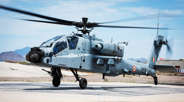 Growth in Demand for Military Helicopters