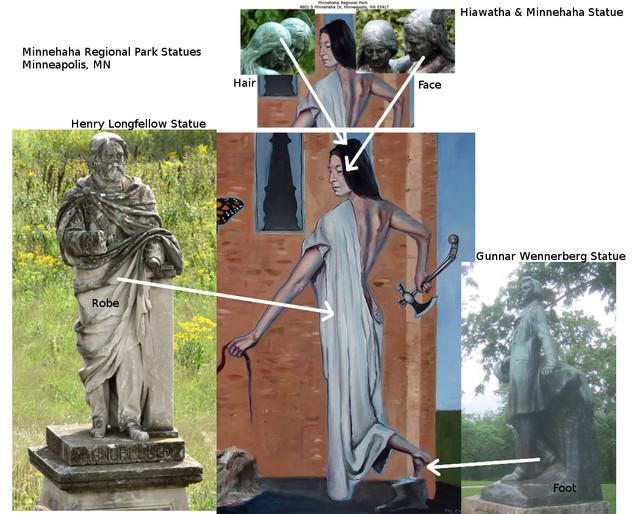 Minnehaha-Regional-Park-Statues