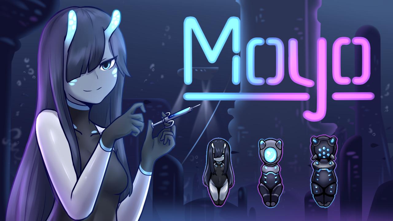 Moyo-From the depth / Мойо-из глубины [1.1 - 1.2]