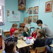 27 декабря 2020 года прошла традиционная Рождественская викторина. Отец Олег рассказал ребятам о важности Рождественской радости, и вспоминая великое и чудесное событие всей человеческой истории, пожелал почувствовать радость праздника Рождества Христова